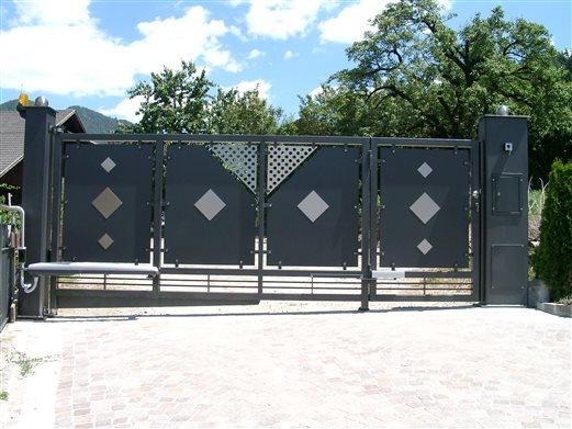 Tür-Toranlagen-Schaufenster