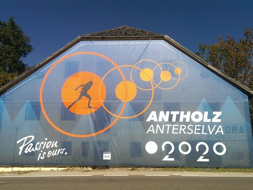 Biathlon 2020 Antholz